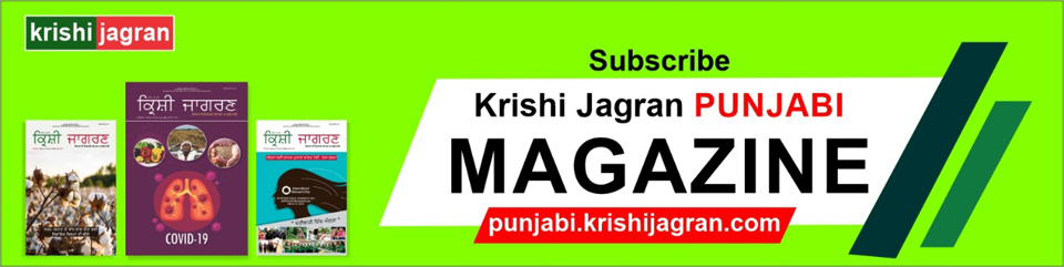 Krishi Jagran Punjabi Magazine subscription