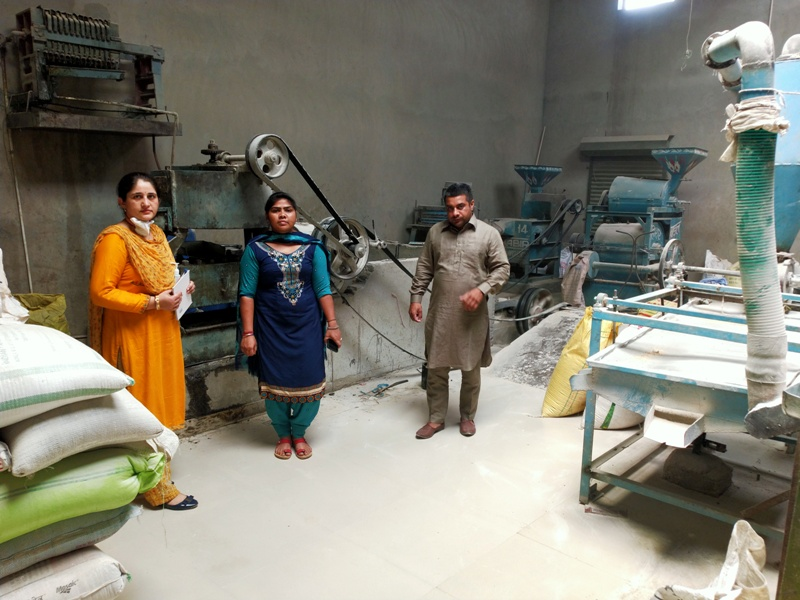 Unit Agro Food Processing Industry