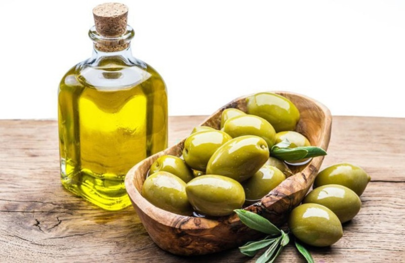 Green Olives For Health